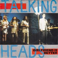 Cover Talking Heads - Girlfriend Is Better [Live]